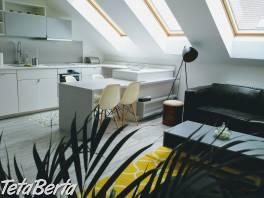 Nadstavba 2 izbový byt CENTRUM mesta, Konventná ulica, Bratislava I.