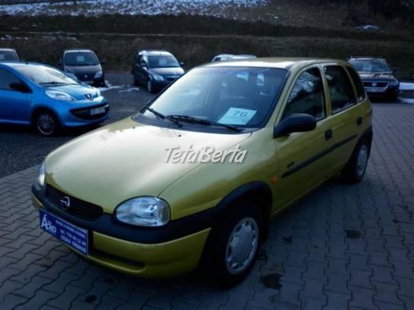 Opel Corsa 1,0i EKO ZAPLACENO, foto 1 Auto-moto, Automobily | Tetaberta.sk - bazár, inzercia zadarmo