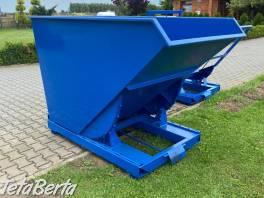 Kontajner TK 2000 litrov , Obchod a služby, Stroje a zariadenia  | Tetaberta.sk - bazár, inzercia zadarmo