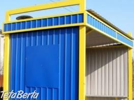 Plechová autobusová zastávka / čakáreň , Obchod a služby, Ostatné  | Tetaberta.sk - bazár, inzercia zadarmo