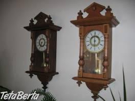 starozitne hodiny- reolika , Dom a záhrada, Ostatné  | Tetaberta.sk - bazár, inzercia zadarmo