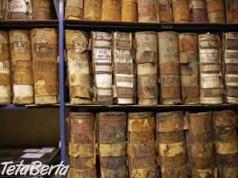 Kupim Stare knihy do roku 1900.  , Hobby, voľný čas, Ostatné  | Tetaberta.sk - bazár, inzercia zadarmo