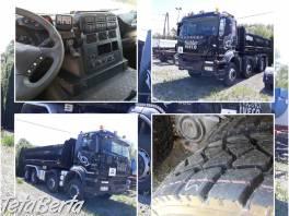 Vyklápac IVECO 410EH 8x4500 PS 2008 bordmatic Meiller , Dodávky a nákladné autá, Nad 7,5 t  | Tetaberta.sk - bazár, inzercia zadarmo