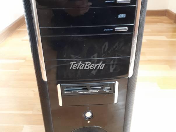 PC s monitorom, tlačiarňou, scanerom a kopírkou, foto 1 Elektro, Počítačové zostavy   Tetaberta.sk - bazár, inzercia zadarmo