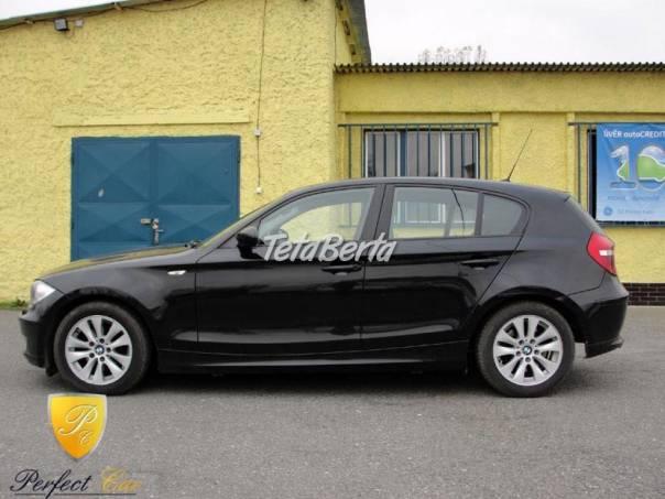 BMW Řada 1 118 D, foto 1 Auto-moto, Automobily | Tetaberta.sk - bazár, inzercia zadarmo