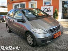 Mercedes-Benz Třída A A 180 CDi CLASSIC, ČR , Auto-moto, Automobily  | Tetaberta.sk - bazár, inzercia zadarmo