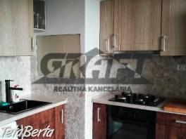 RK-GRAFT ponúka 2-izb. byt Veternicová ul. - Dlhé Diely