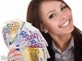 seriózní nabídka půjčky , Práca, Zákaznícky servis    Tetaberta.sk - bazár, inzercia zadarmo