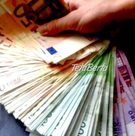 Financiación rápida y confiable y presta  , foto 1 Obchod a služby, Maľovanie   Tetaberta.sk - bazár, inzercia zadarmo