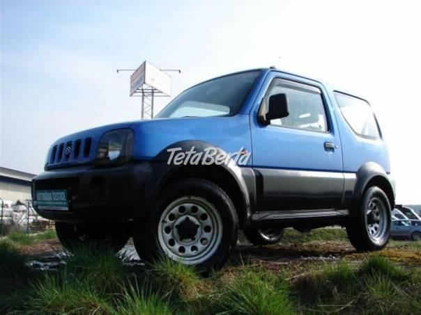 Suzuki Jimny 1,3i OPLASTOVANÁ, foto 1 Auto-moto, Automobily | Tetaberta.sk - bazár, inzercia zadarmo