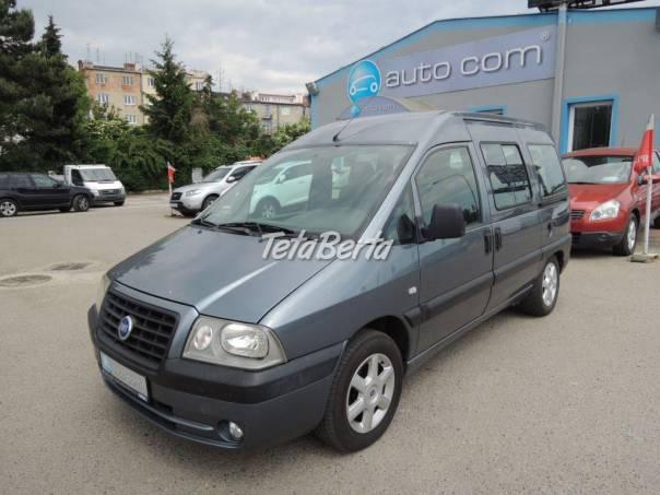 Fiat Scudo 2.0JTD 8míst Klima Tempomat, foto 1 Auto-moto, Automobily | Tetaberta.sk - bazár, inzercia zadarmo