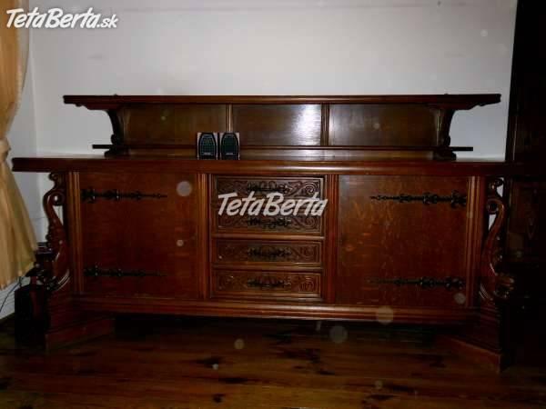 df4f23e47d915 predaj starožitného nábytku | Tetaberta.sk - bazár, inzercia zadarmo