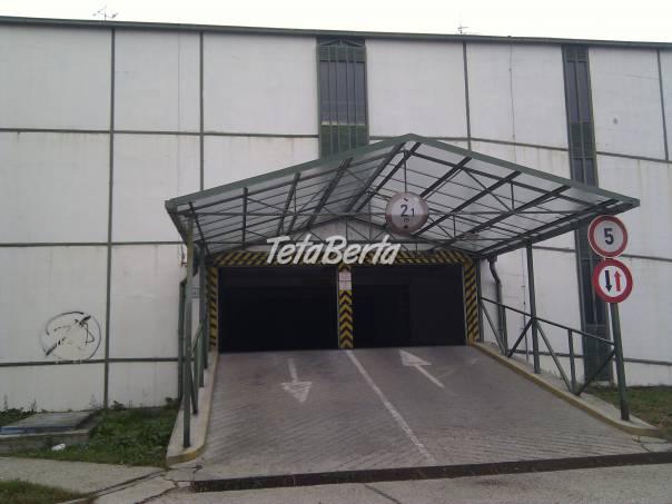 Predám nonstop stráženú garáž, foto 1 Reality, Garáže, parkovacie miesta | Tetaberta.sk - bazár, inzercia zadarmo