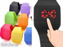 Digitálne dotykové LED hodinky , Móda, krása a zdravie, Hodinky a šperky  | Tetaberta.sk - bazár, inzercia zadarmo
