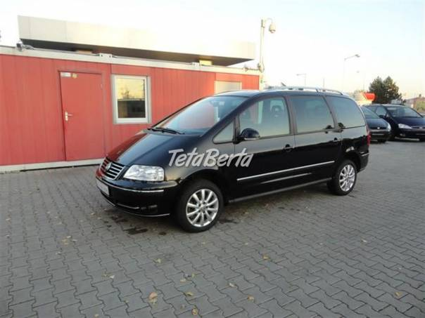 Volkswagen Sharan 1.9TDI 4Motion BUSSINES A1 TOP, foto 1 Auto-moto, Automobily | Tetaberta.sk - bazár, inzercia zadarmo