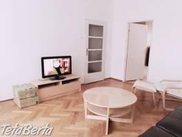 Prenájom vkusný 2 izbový byt, Justičná ulica, Bratislava I. Staré Mesto