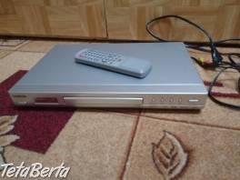 Predám Thomson DVD Player DTH108E. Všetko potrebné na fotkách. Iba osobne kvôli odskúšaniu. , Elektro, Video, dvd a domáce kino  | Tetaberta.sk - bazár, inzercia zadarmo