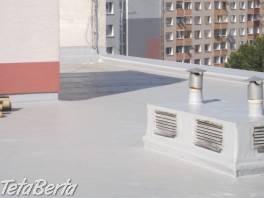 Hydroizolácie plochých striech , Dom a záhrada, Stavba a rekonštrukcia domu  | Tetaberta.sk - bazár, inzercia zadarmo