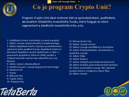 CryptoUnit , Práca, Ostatné  | Tetaberta.sk - bazár, inzercia zadarmo