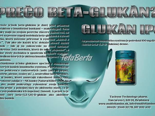 Beta-glukán je malý zázrak, foto 1 Móda, krása a zdravie, Ostatné | Tetaberta.sk - bazár, inzercia zadarmo