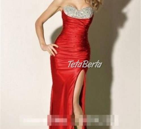 7c32430e9cbb Predám spoločenské šaty veľ. 34-36