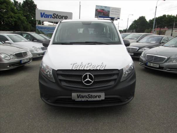 Mercedes-Benz Vito 1,6 111CDI L Tourer Pro, foto 1 Auto-moto, Automobily | Tetaberta.sk - bazár, inzercia zadarmo