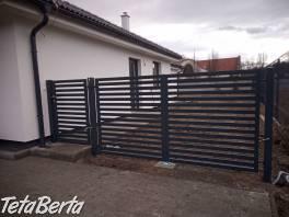 Brány ploty zábradlia kovovýroba , Obchod a služby, Ostatné  | Tetaberta.sk - bazár, inzercia zadarmo