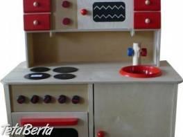 Detska drevená kuchynka , Pre deti, Hračky  | Tetaberta.sk - bazár, inzercia zadarmo