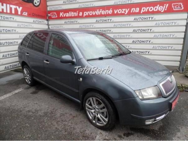 Škoda Fabia 1.2 12V,ČR,SERVISKA, foto 1 Auto-moto, Automobily   Tetaberta.sk - bazár, inzercia zadarmo