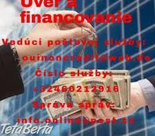 Nebankový úver , Obchod a služby, Potreby pre obchodníkov  | Tetaberta.sk - bazár, inzercia zadarmo