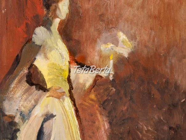 Prijímame výtvarné diela do aukcie umenia, foto 1 Hobby, voľný čas, Umenie a zbierky | Tetaberta.sk - bazár, inzercia zadarmo