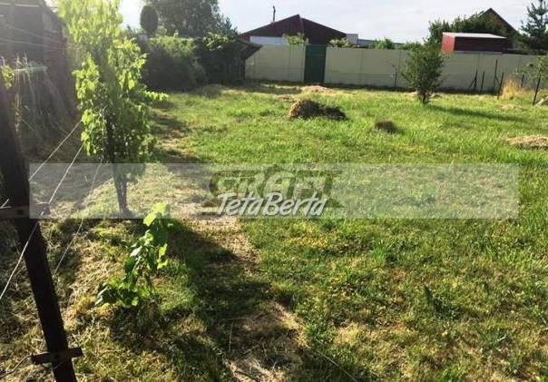 GRAFT ponúka záhradu Žabí Majer – Rača , foto 1 Reality, Pozemky | Tetaberta.sk - bazár, inzercia zadarmo