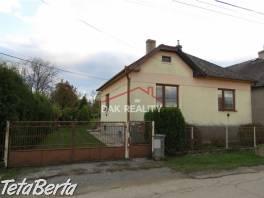 predáme dom v Lemešanoch , Reality, Domy  | Tetaberta.sk - bazár, inzercia zadarmo