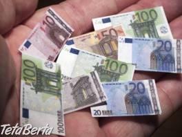 Rýchla ponuka úveru , Obchod a služby, Financie  | Tetaberta.sk - bazár, inzercia zadarmo