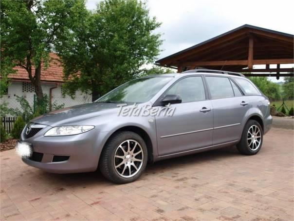Mazda 6 2.0 D kombi, foto 1 Auto-moto, Automobily | Tetaberta.sk - bazár, inzercia zadarmo