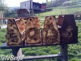 Drevený košík na náradie , Dom a záhrada, Záhradný nábytok, dekorácie  | Tetaberta.sk - bazár, inzercia zadarmo