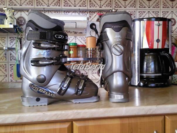 Lyžařské dámské boty Dalbello, foto 1 Hobby, voľný čas, Šport a cestovanie | Tetaberta.sk - bazár, inzercia zadarmo