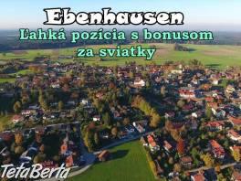 Ebenhausen – ĽAHKÁ ponuka pri Mníchove , Práca, Zdravotníctvo a farmácia  | Tetaberta.sk - bazár, inzercia zadarmo