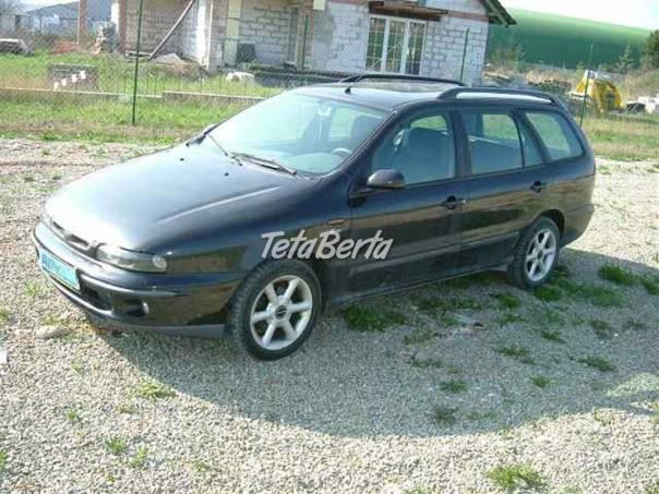 Fiat Marea WEEKEND 1.6 16V, KLIMA, foto 1 Auto-moto, Automobily | Tetaberta.sk - bazár, inzercia zadarmo