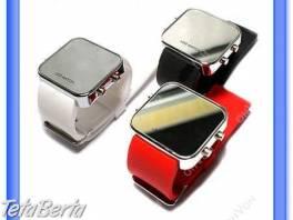 LED hodinky so zrkadlovým efektom , Móda, krása a zdravie, Hodinky a šperky  | Tetaberta.sk - bazár, inzercia zadarmo
