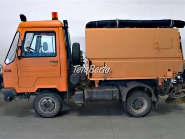 Multicar M 26 KANAL zametac S3, foto 1 Auto-moto, Automobily | Tetaberta.sk - bazár, inzercia zadarmo
