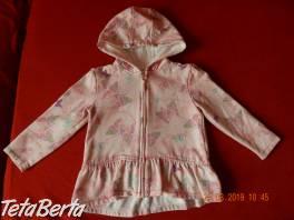 Detská  bundička-mikina s kapucňou , Pre deti, Detské oblečenie  | Tetaberta.sk - bazár, inzercia zadarmo