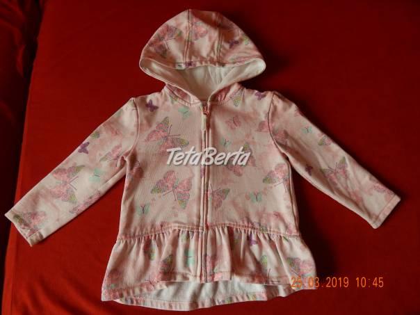 Detská  bundička-mikina s kapucňou, foto 1 Pre deti, Detské oblečenie | Tetaberta.sk - bazár, inzercia zadarmo