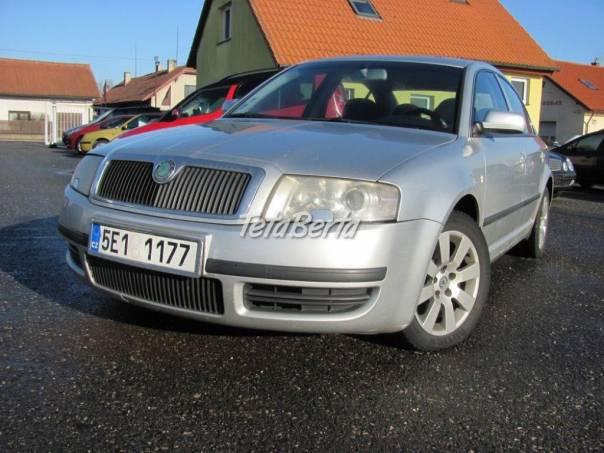 Škoda Superb 2.5 TDI V6 Automat, Xenony, foto 1 Auto-moto, Automobily | Tetaberta.sk - bazár, inzercia zadarmo