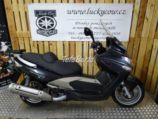 Kymco Xciting X-citing 500, foto 1 Auto-moto | Tetaberta.sk - bazár, inzercia zadarmo