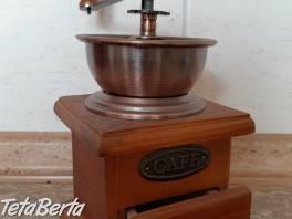 Predám drevený mlynček na kávu , Dom a záhrada, Ostatné  | Tetaberta.sk - bazár, inzercia zadarmo