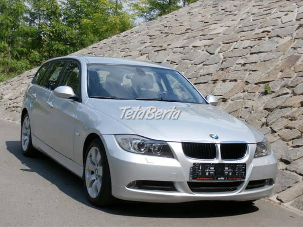 BMW Řada 3 320D XENON MANUÁL GAR. KM, foto 1 Auto-moto, Automobily   Tetaberta.sk - bazár, inzercia zadarmo
