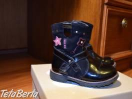 Detske čižmy lakované veľkosť 25 , Pre deti, Detská obuv  | Tetaberta.sk - bazár, inzercia zadarmo