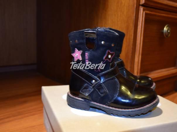Detske čižmy lakované veľkosť 25, foto 1 Pre deti, Detská obuv | Tetaberta.sk - bazár, inzercia zadarmo