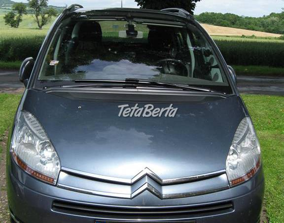 Citroën C4 Grand Picasso , foto 1 Auto-moto, Automobily   Tetaberta.sk - bazár, inzercia zadarmo